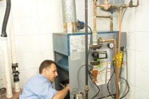 HVAC repairs dorsey il