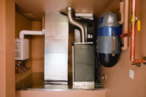 new heating system wood river il