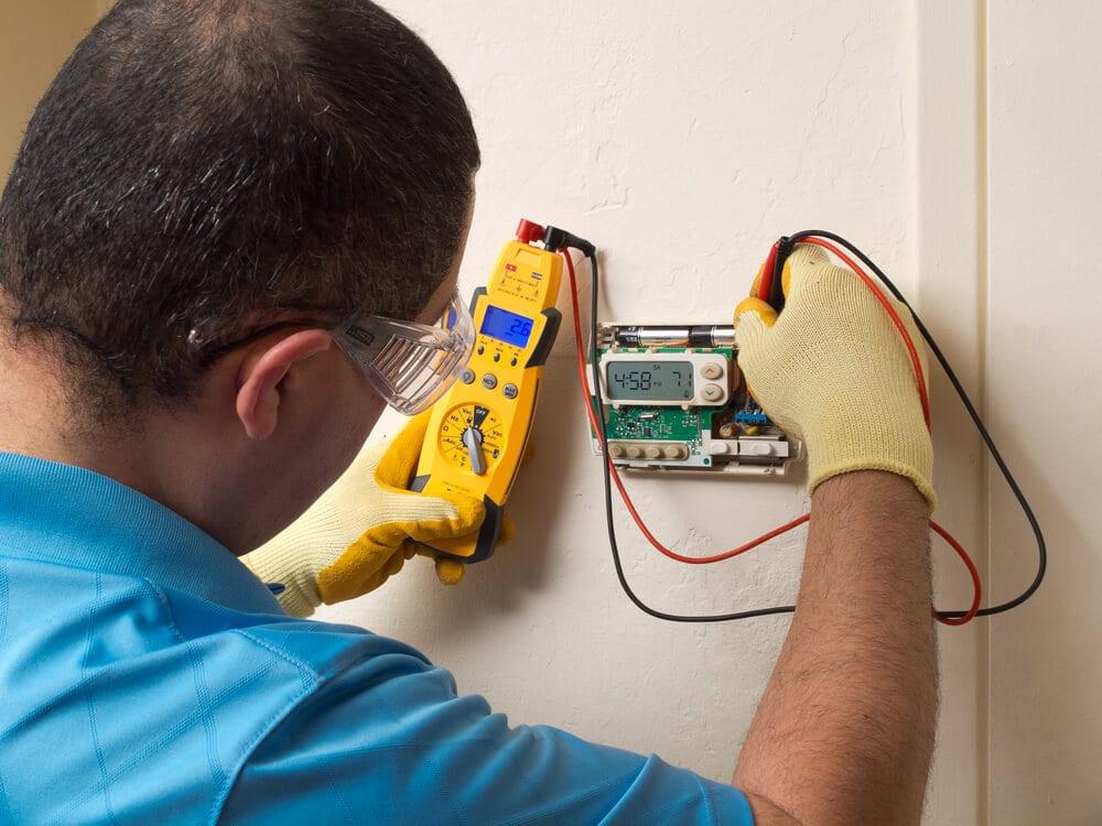 thermostat loss of power alton il