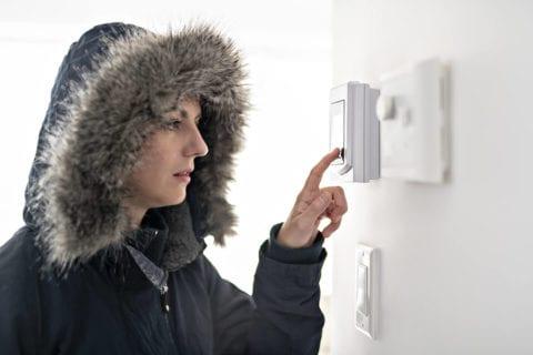 thermostat malfunctioning?