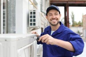 DIY HVAC project edwardsville illinois