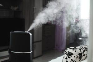 having a humidifier helps lower energy bills