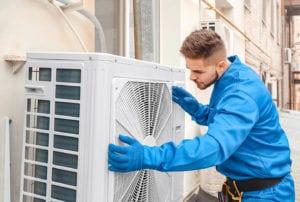 install a new air conditioner alton illinois