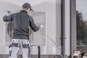 what goes along with an hvac inspection alton illinois