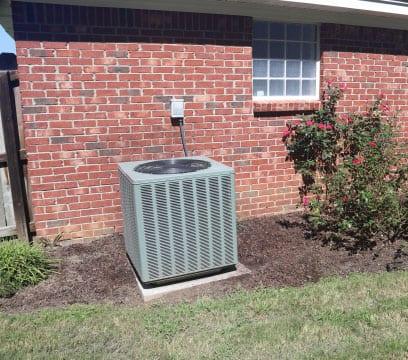 air conditioning unit installation Edwardsville Illinois