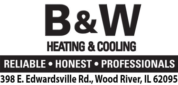 b & w heating and cooling wood river il