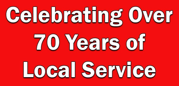 celebrating 70 years of local heating and cooling service in alton il